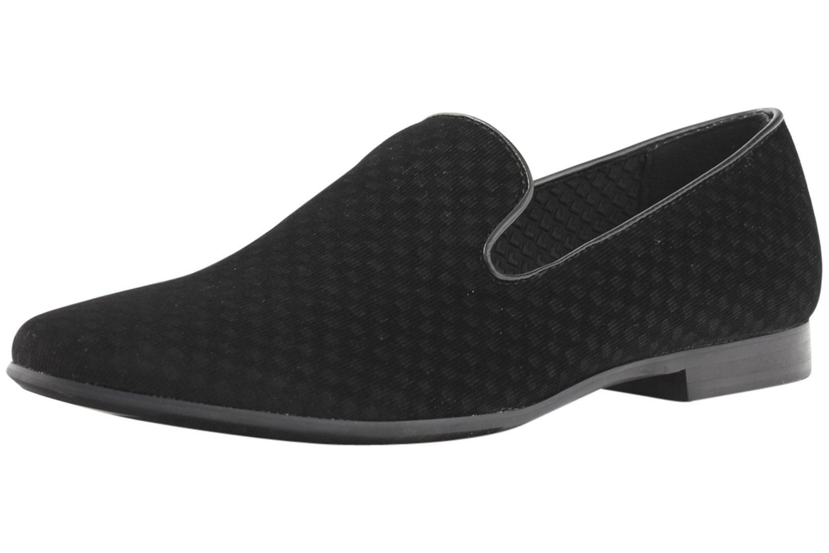 39326a7612e45 Giorgio Brutini Men s Cloak Velvet Smoking Loafers Shoes