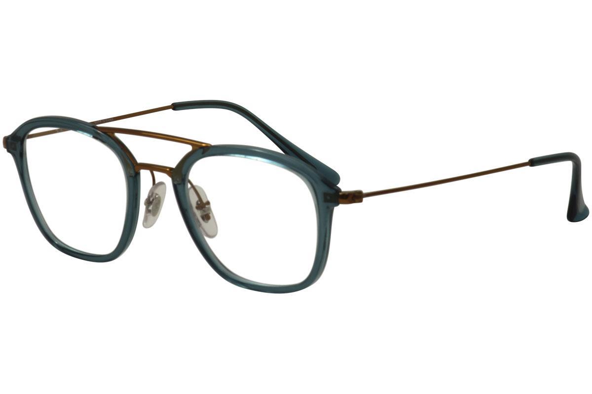 Ray Ban Men\'s Eyeglasses RB7098 RB/7098 RayBan Full Rim Optical Frame