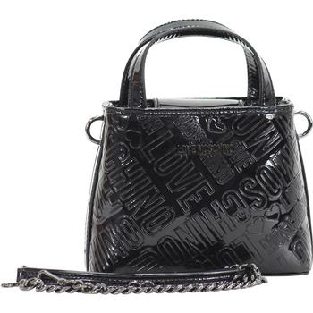 Love Moschino Women's Embossed Logo Crossbody Handbag