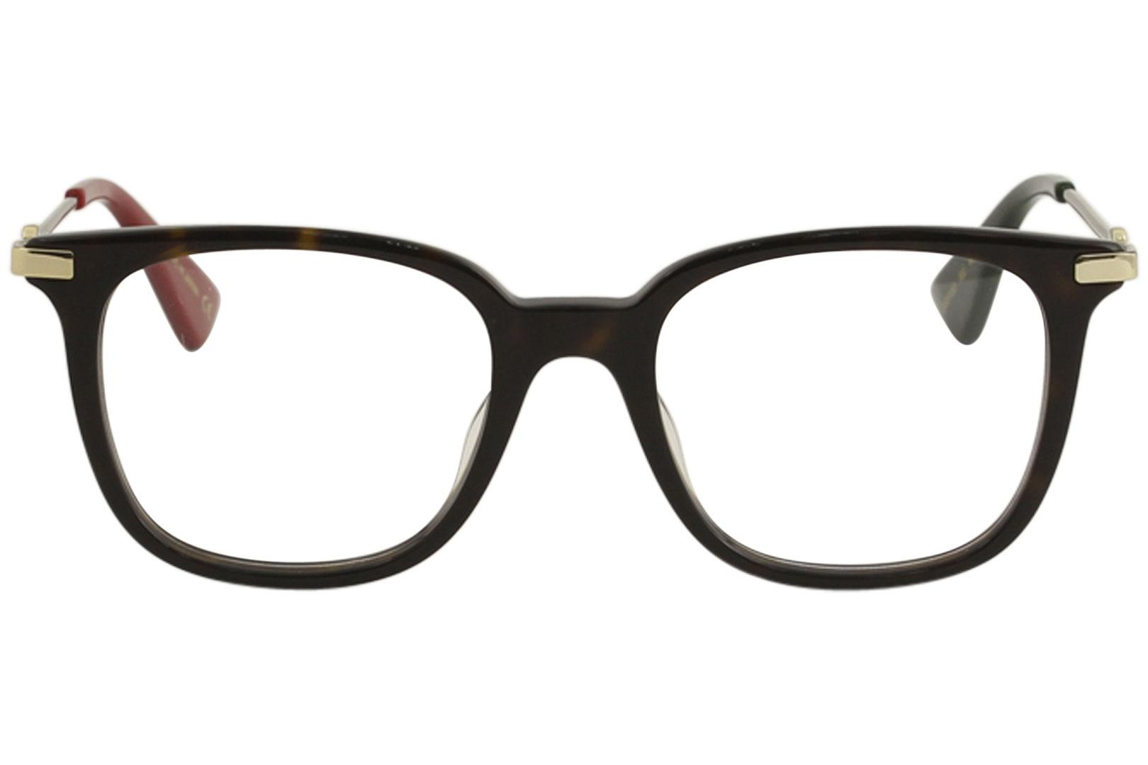 6e24a3b3106 Gucci Women s Eyeglasses GG0110O GG 0110 O Full Rim Optical Frame