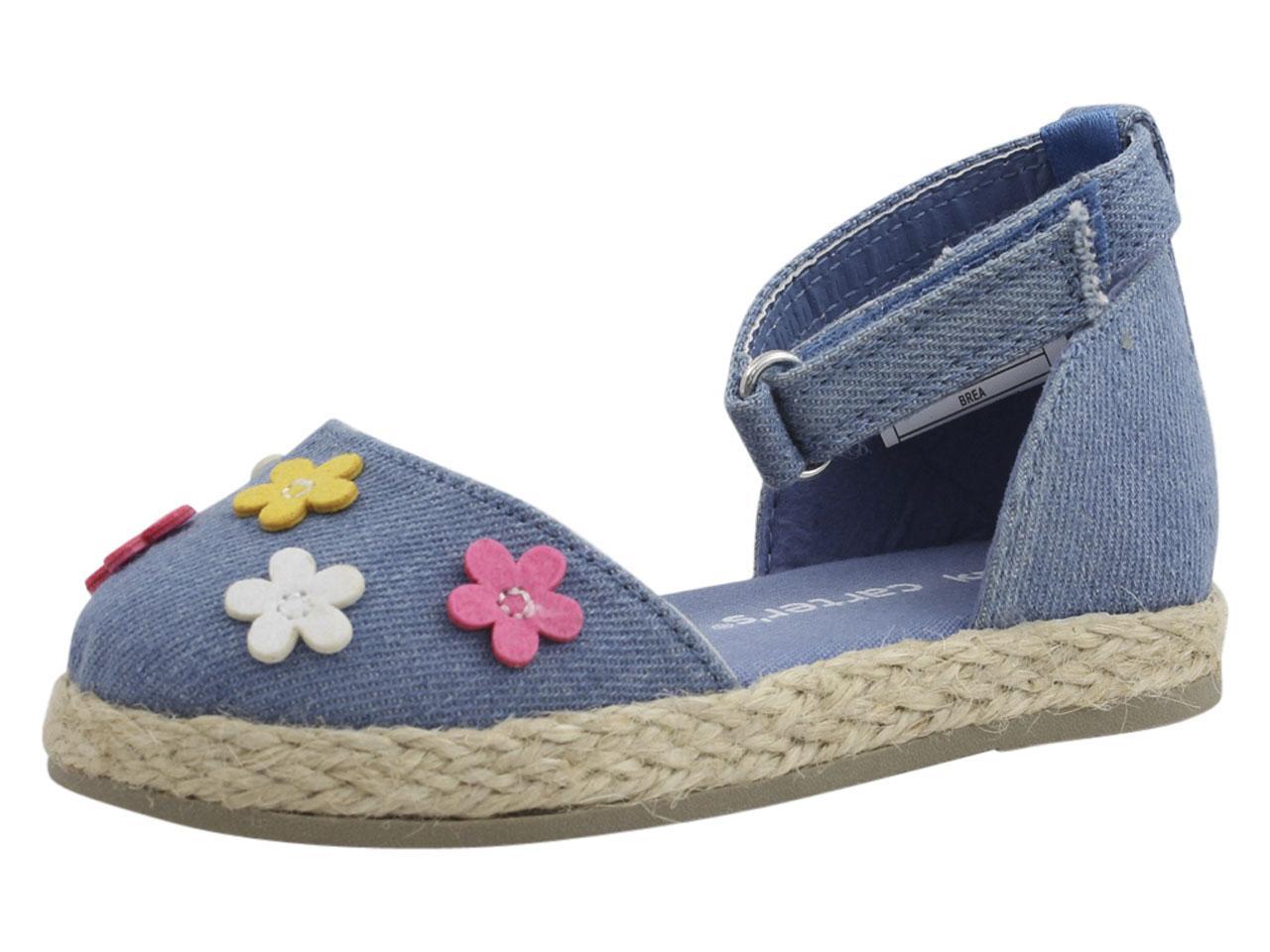8cfb4b690380 Carter s Toddler Little Girl s Brea Espadrilles Sandals Shoes