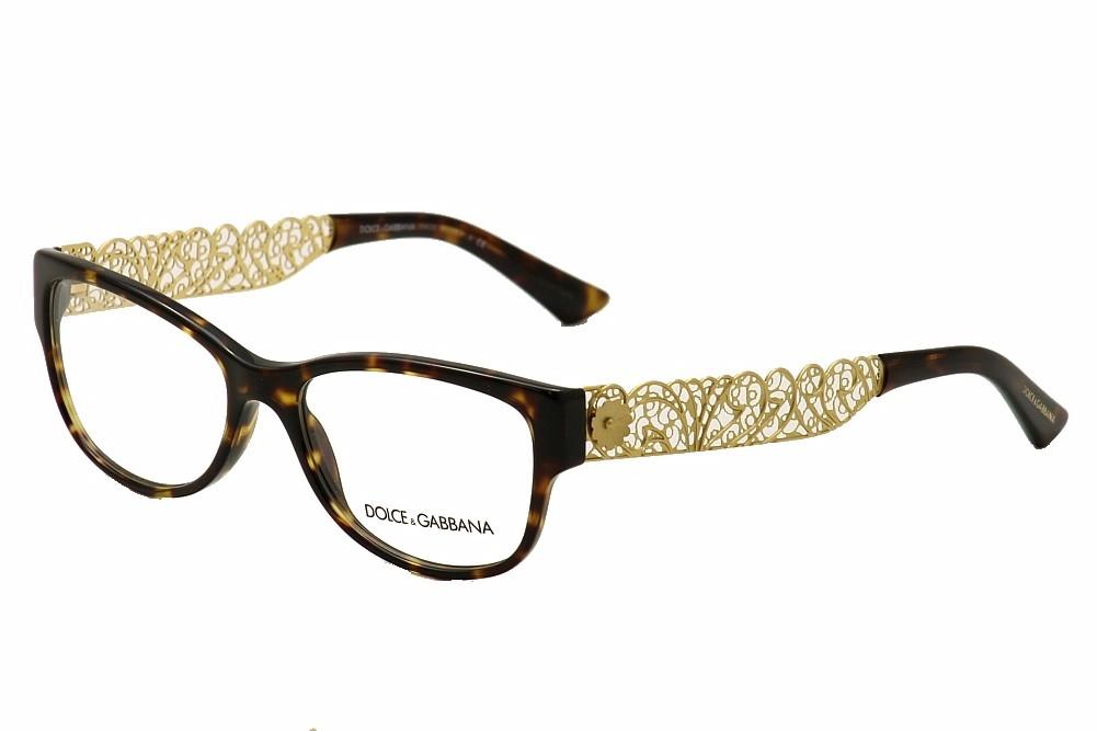 Dolce & Gabbana Eyeglasses D&G Filigrana DG3185 3185 Optical Frame