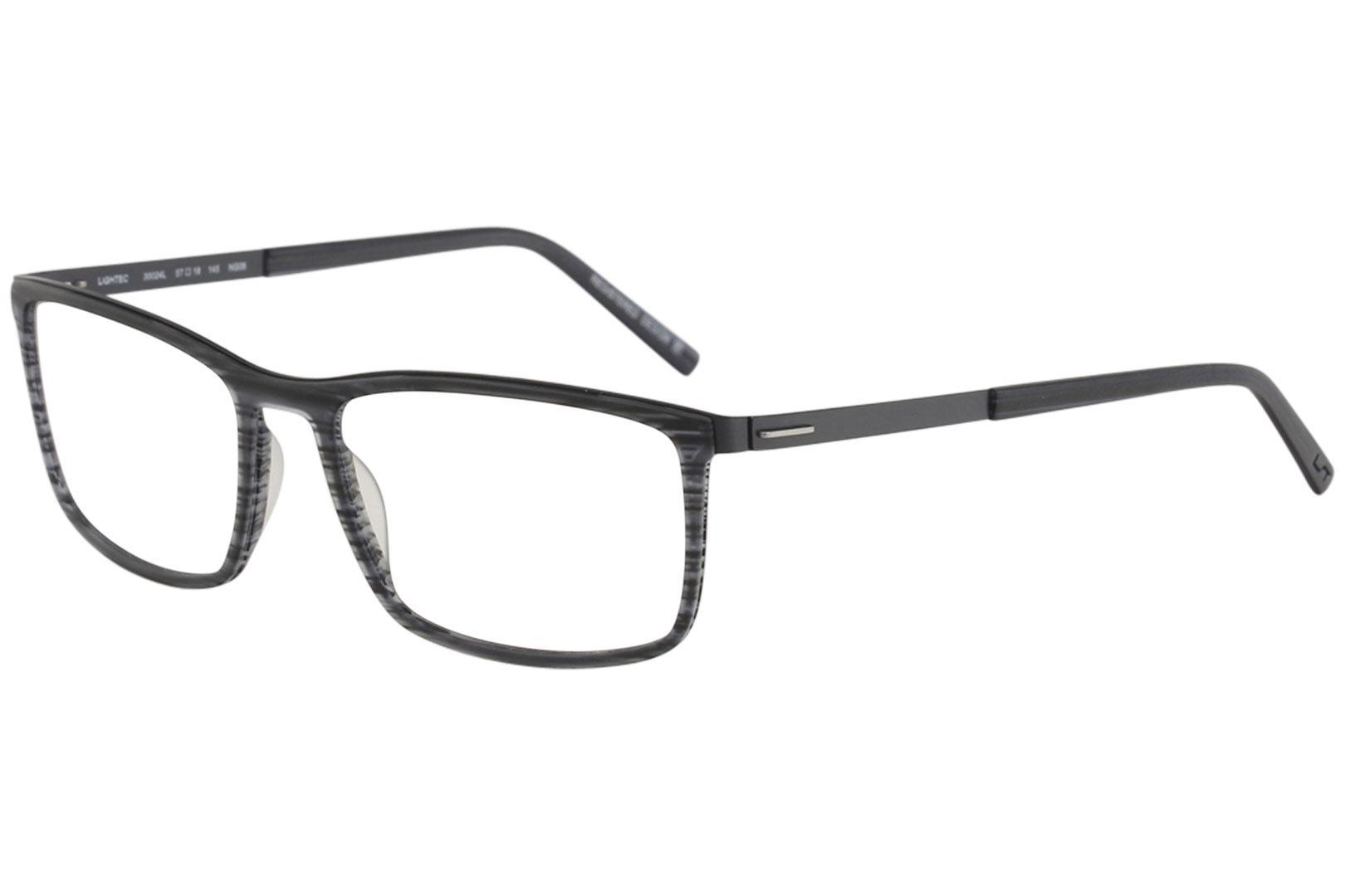 549c6a7b1e87 Morel Men s Eyeglasses Lightec 30024L 30024 L Full Rim Optical Frame