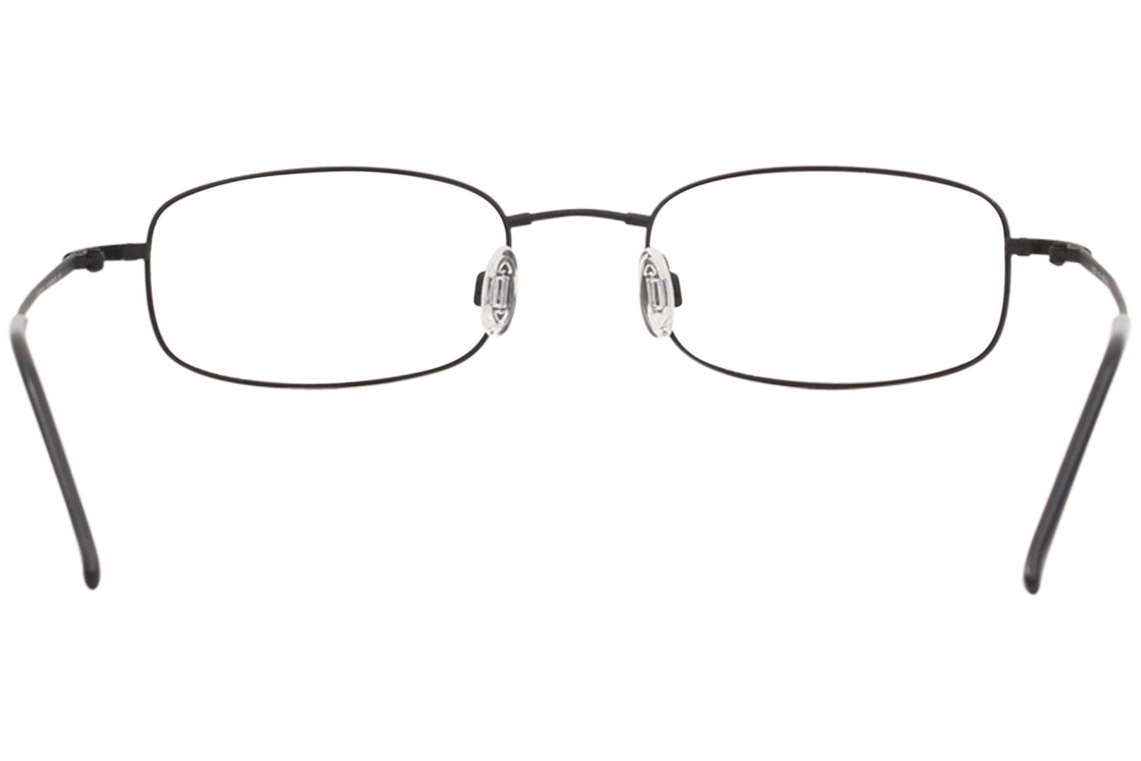 dc7e2dc9d223 Flexon Men's Eyeglasses 603 Full Rim Optical Frame by Flexon. 12345
