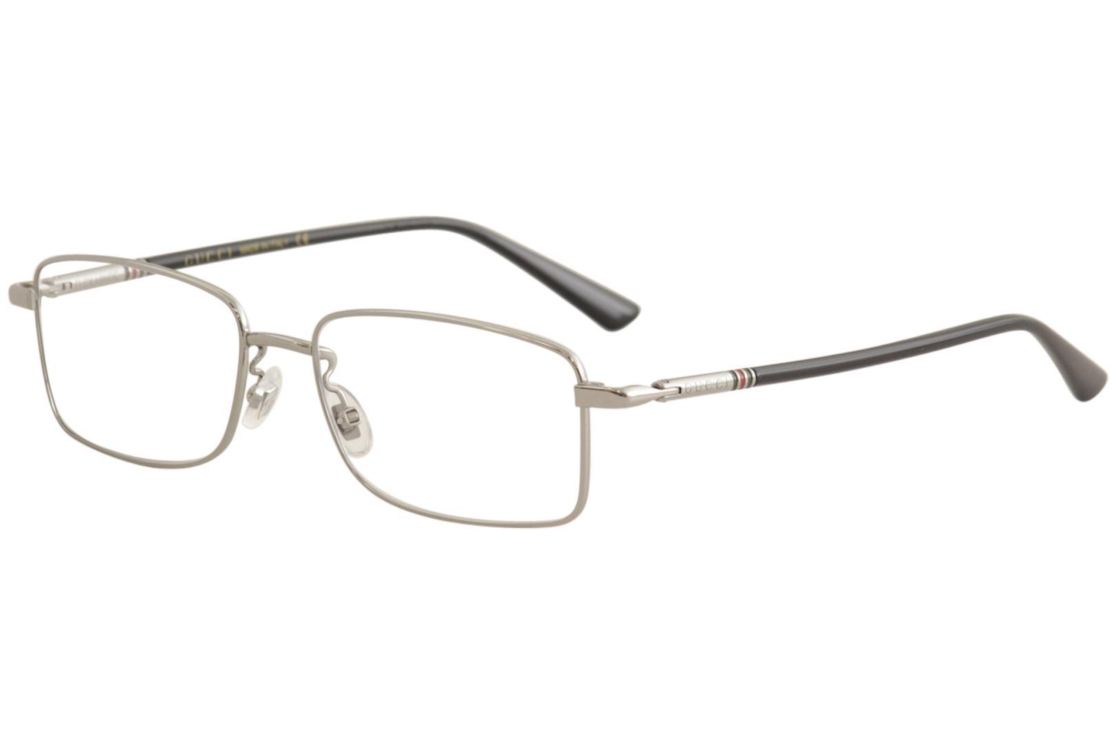 1228af3e3f939 Gucci Men s Eyeglasses GG0391O GG 0391 O Full Rim Optical Frame