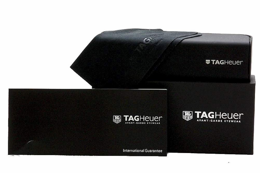 23520aff639 Tag Heuer Men s Eyeglasses Track S TH7602 TH 7602 Full Rim Optical Frame by Tag  Heuer