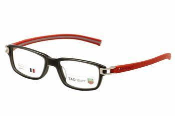 ce4a013e2dd Tag Heuer Men s Eyeglasses Track S TH7602 TH 7602 Full Rim Optical Frame