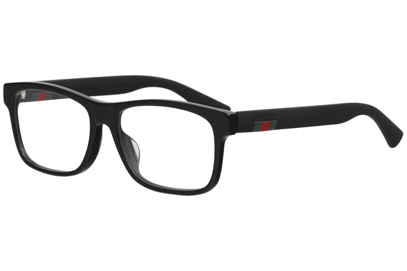 Gucci Men\'s Eyeglasses GG0176OA GG/0176/OA Full Rim Optical Frame