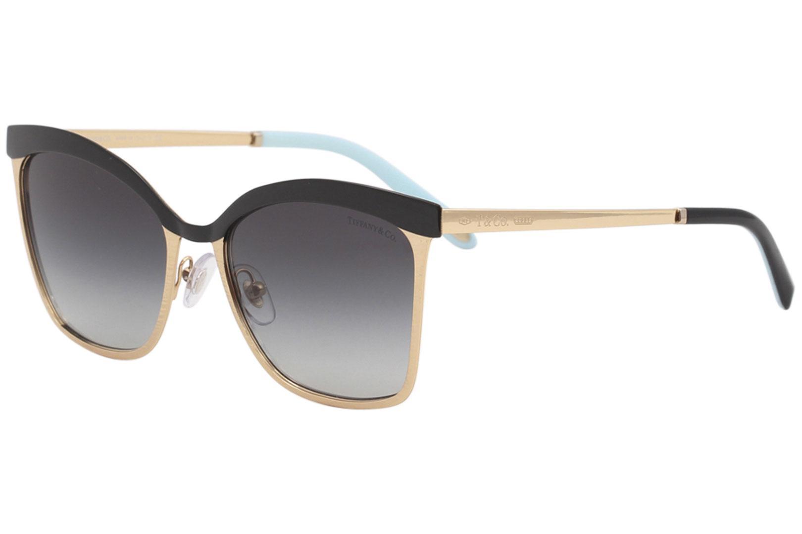 fc623265f4a4 Tiffany & Co Women's TF3060 TF/3060 Fashion Square Sunglasses by Tiffany &  Co.