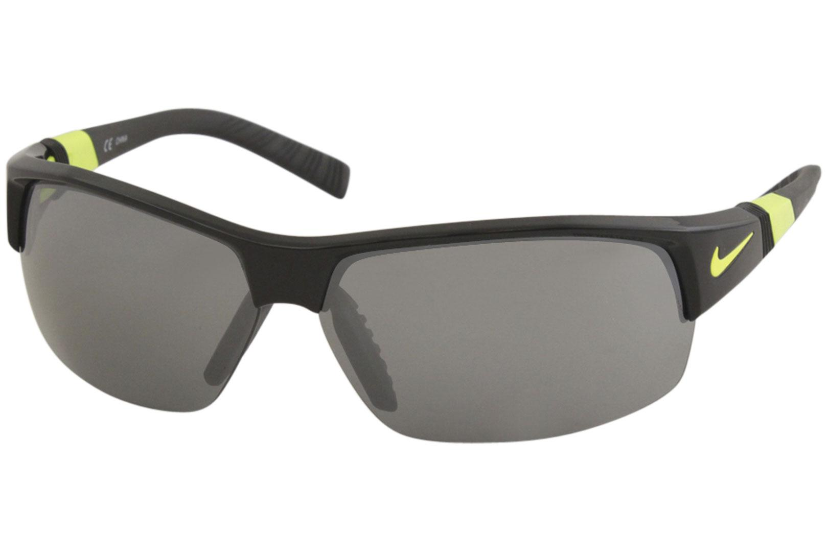 online mirada detallada rico y magnífico Nike Men's Show X2 Sport Rectangle Sunglasses