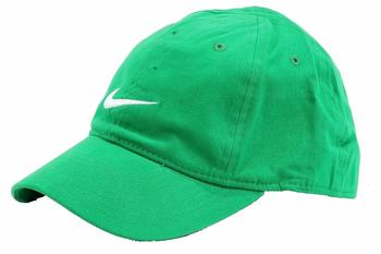 Nike Youth Embroidered Nike Swoosh Logo Baseball Cap SZ 4/7 UPC: