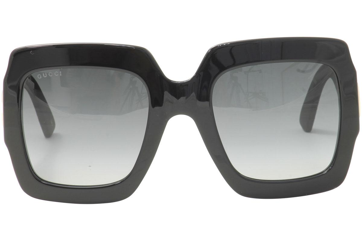 864816b2006 Gucci Women s Urban Collection GG0102S GG 0102 S Sunglasses by Gucci. Touch  to zoom