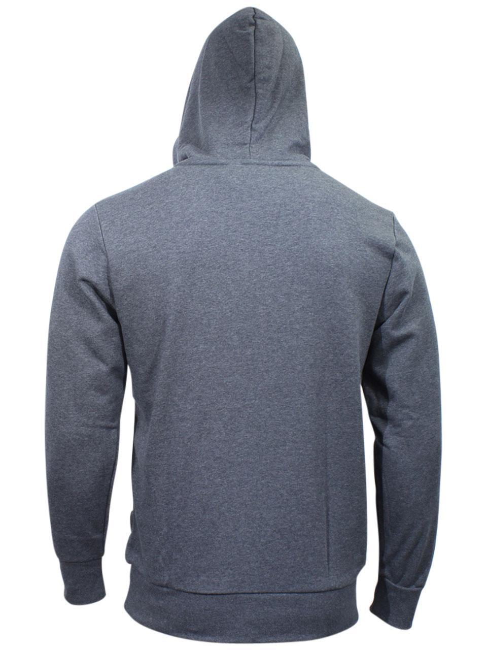 4794bcc775 Details about Adidas Men's Essentials Linear Logo Pullover Hoodie Sweatshirt