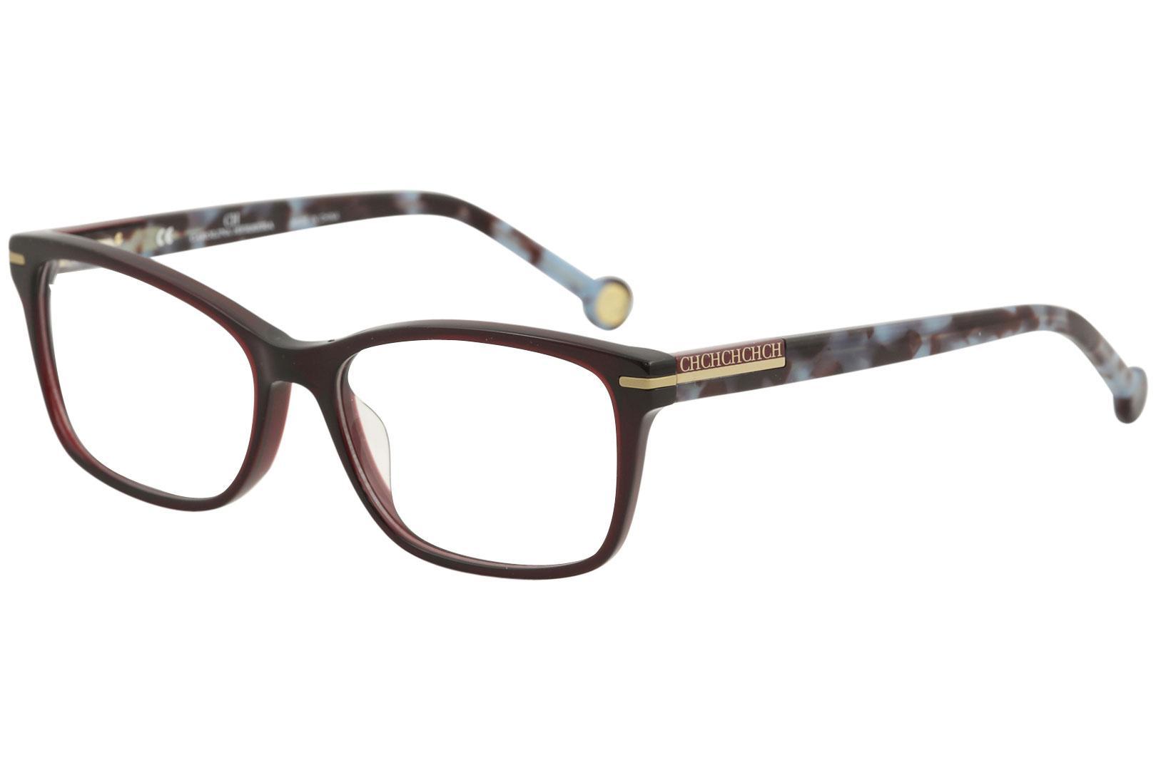 22e0366fef4c CH Carolina Herrera Women s Eyeglasses VHE729K VHE 729K Full Rim Optical  Frame