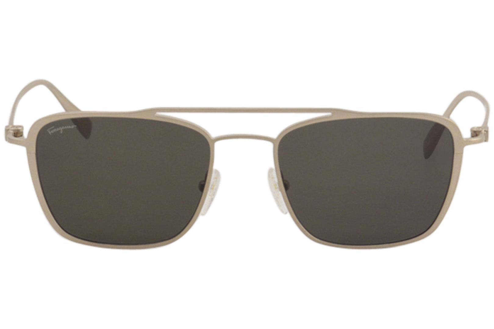 12d6ef84e2 Salvatore Ferragamo Men s SF500S SF 500 S Fashion Pilot Sunglasses by Salvatore  Ferragamo. 12345