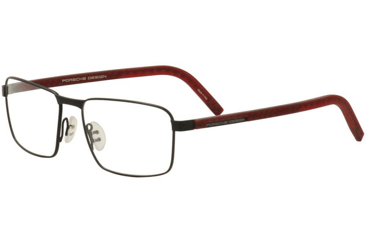 7d577b36745 Porsche Design Men s Eyeglasses P 8300 P8300 Full Rim Optical Frame