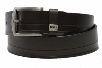 Hugo Boss Men's Saltrio Italian Leather Belt