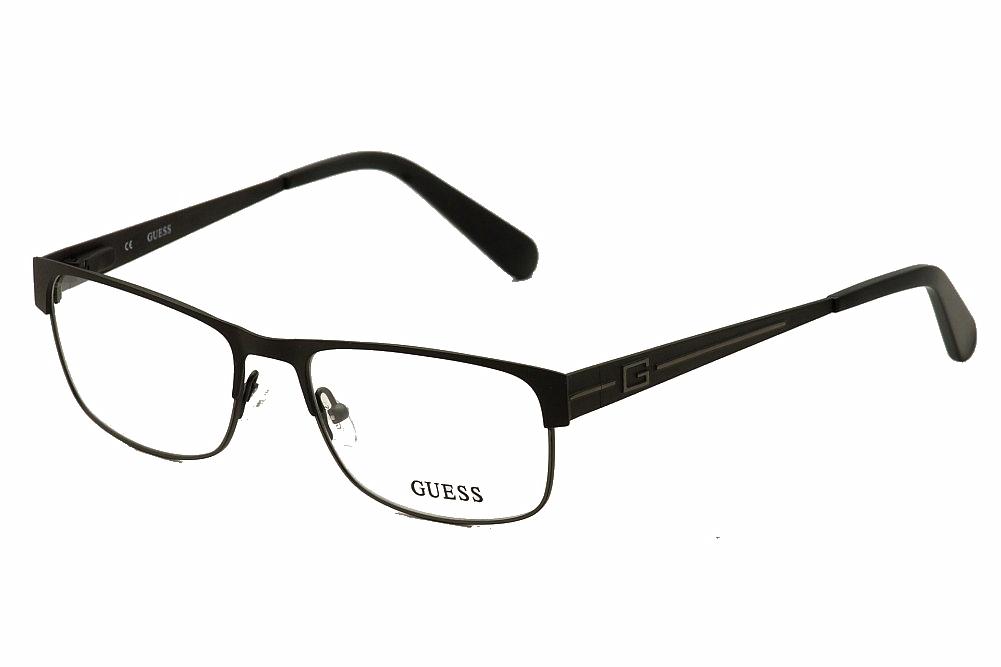 UPC 715583958975 - GUESS Eyeglasses GU 1822 Matte Black 53MM ...