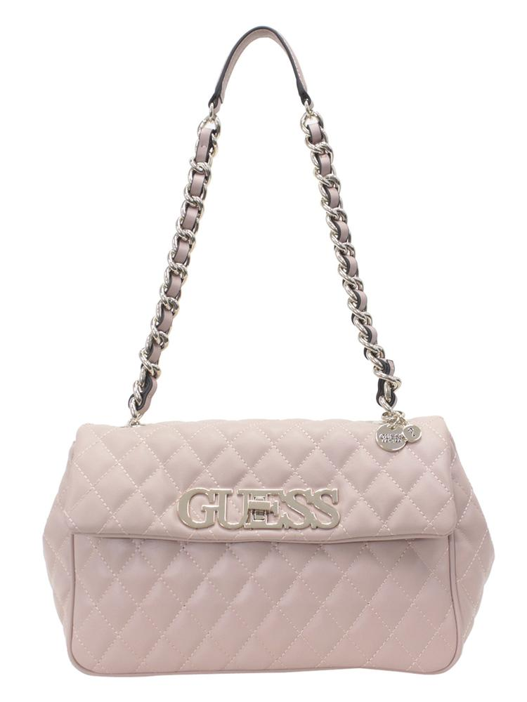 Guess Women s Sweet Candy Quilted Shoulder Handbag by Guess 4a83b55606