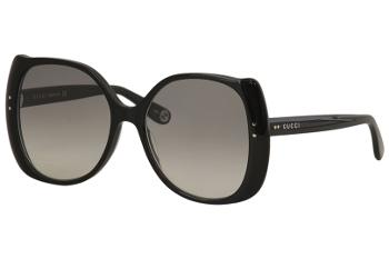 Gucci Women's Gucci Logo GG0472S GG/0472/S Fashion Butterfly Sunglasses