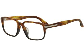 Prada Men's Eyeglasses VPR09TF VPR/09/TF Full Rim Optical Frame