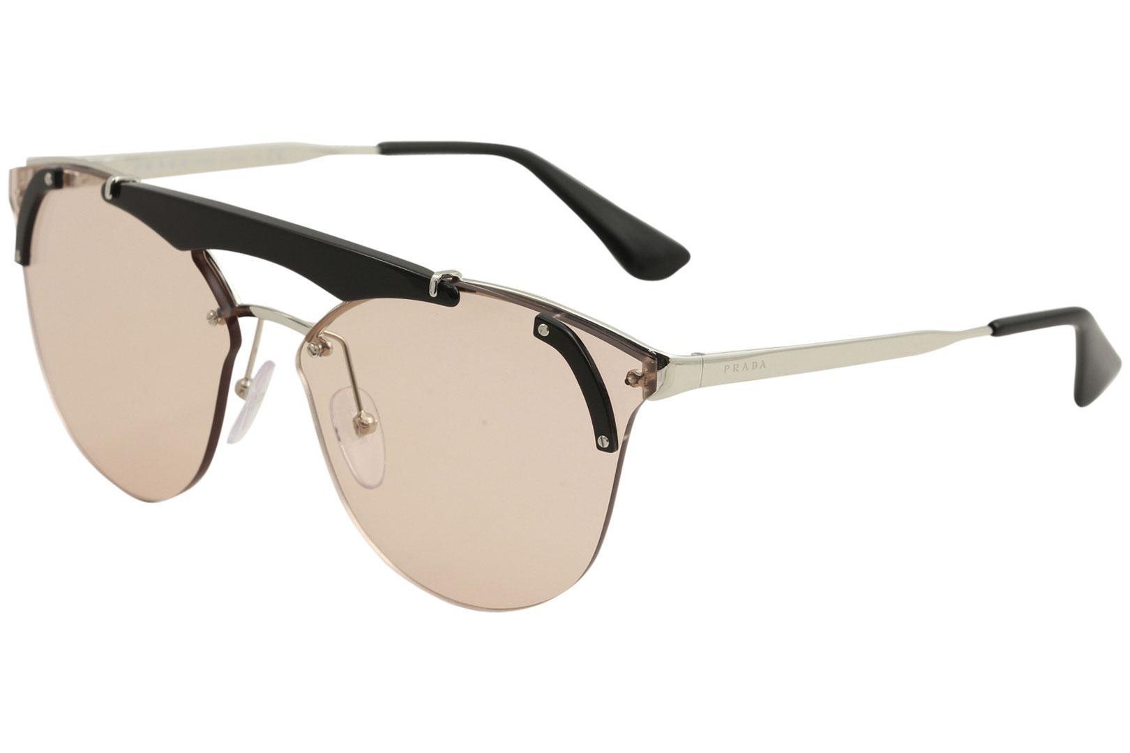 7b55ac283f Prada Women s SPR53U SPR 53U Fashion Pilot Sunglasses
