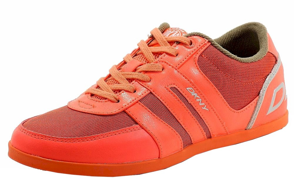 Image of Donna Karan DKNY Women's Andie Fashion Sneaker Shoes - Pink - 7