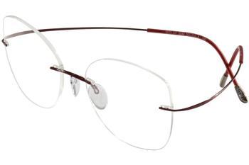 a09637116e4 Silhouette Eyeglasses TMA Must Collection Chassis 5515 Rimless ...