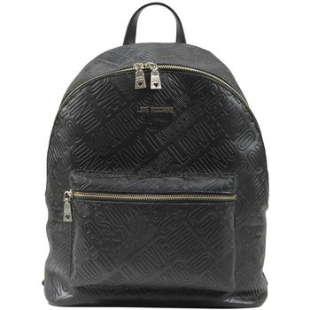 Love Moschino Women's Embossed Logo Backpack Bag UPC: