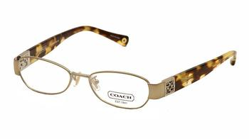 Coach Eyeglasses Reina HC5002B HC 5002B9026 Taupe Optical Frame Lens-49 Bridge-16 Temple-135mm
