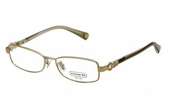 Coach Eyeglasses Sande HC5005 HC 5005 9036 Full Rim Optical Frame Lens-53 Bridge-15 Temple-135mm