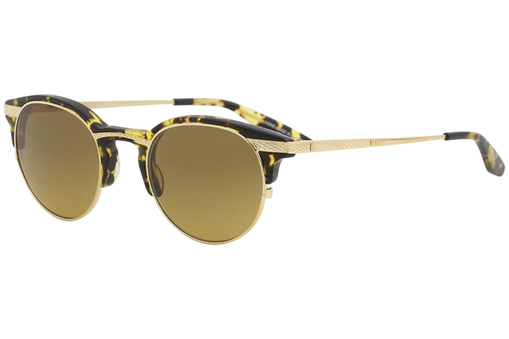 b70229a592 Barton Perreira Women s Roux Fashion Round Sunglasses