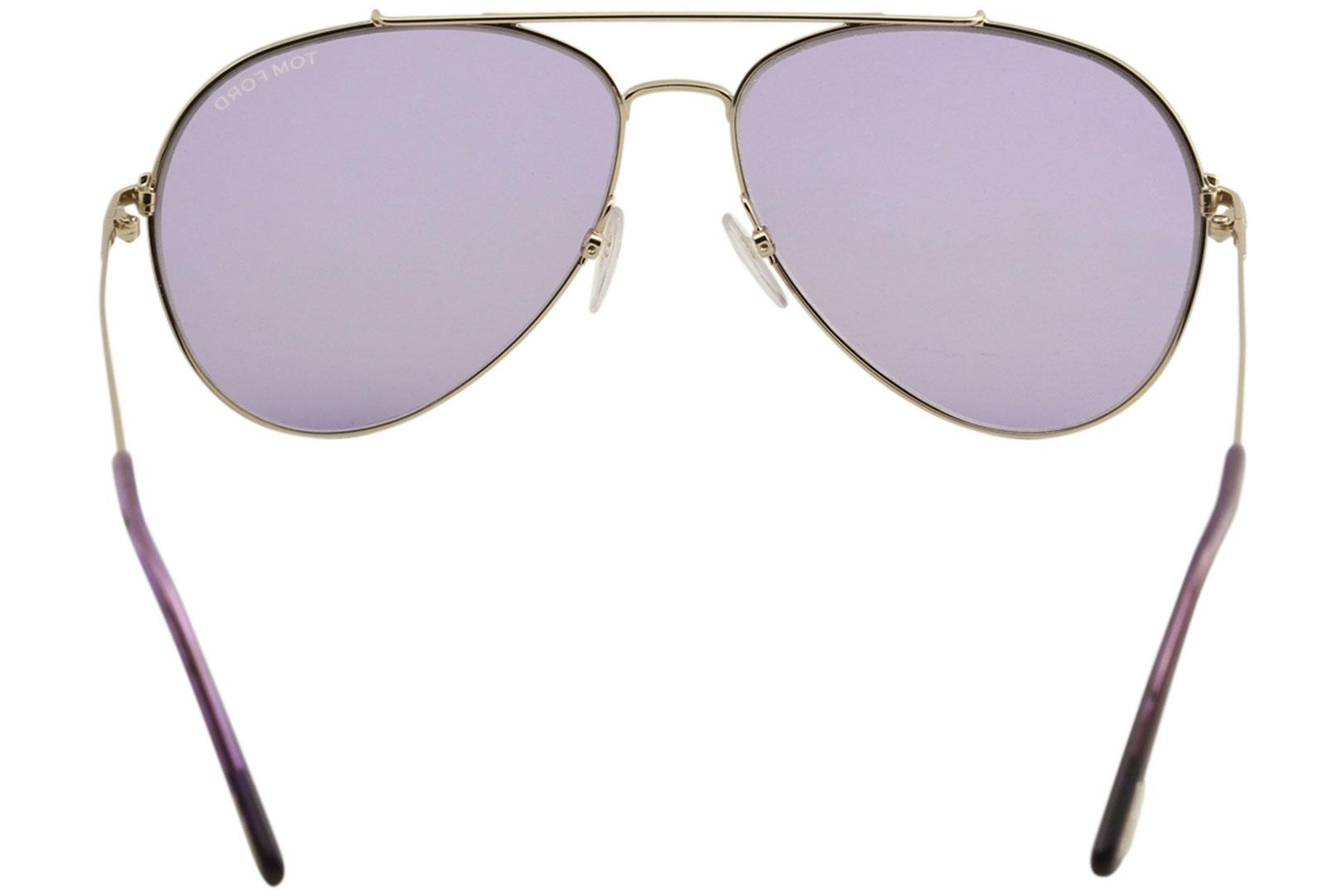 fec2103419004 Tom Ford Women s Indiana TF497 TF 497 Fashion Pilot Sunglasses by Tom Ford.  Touch to zoom