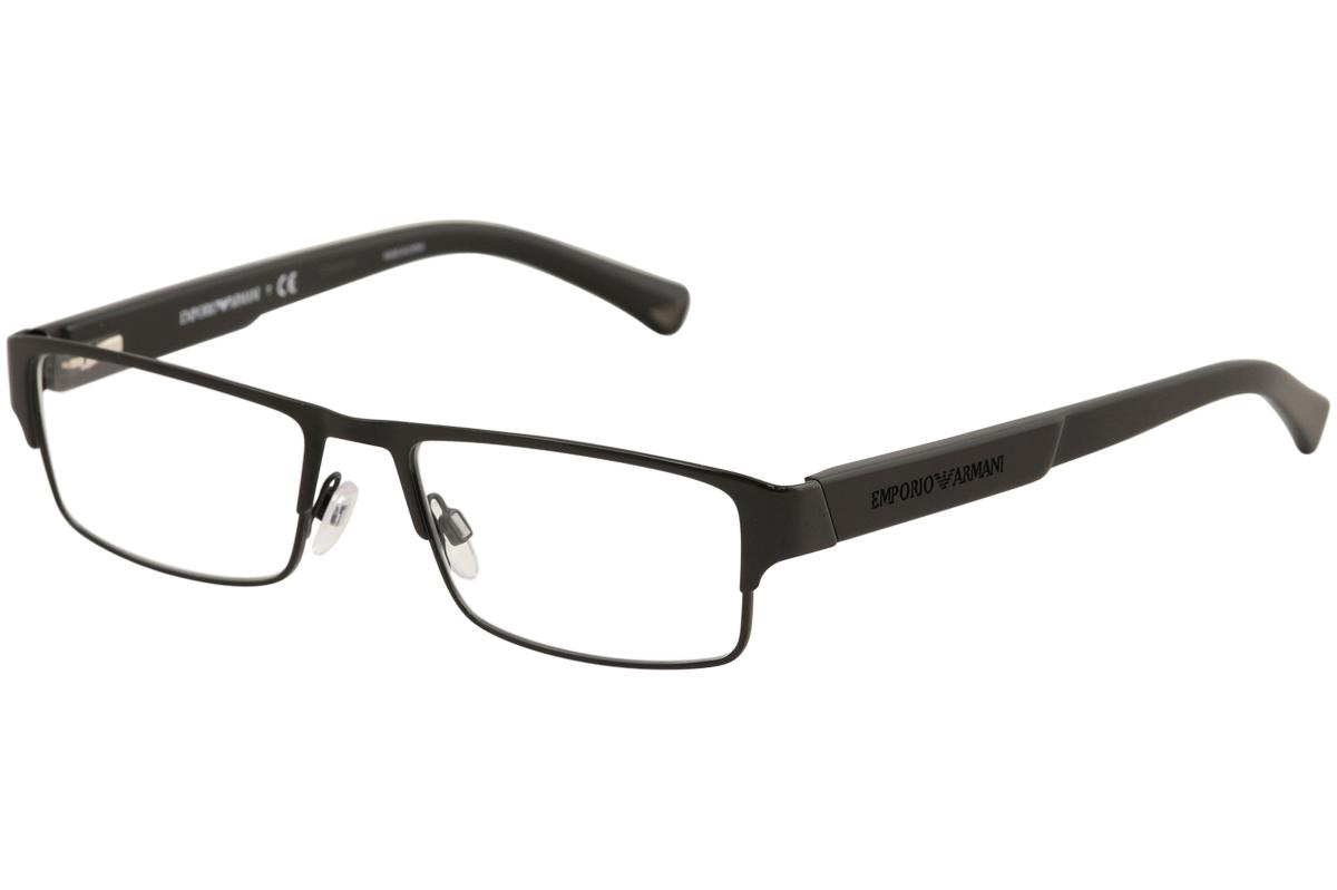 89d6d188a1c Emporio Armani Men s Eyeglasses EA1005 EA 1005 Full Rim Optical Frame