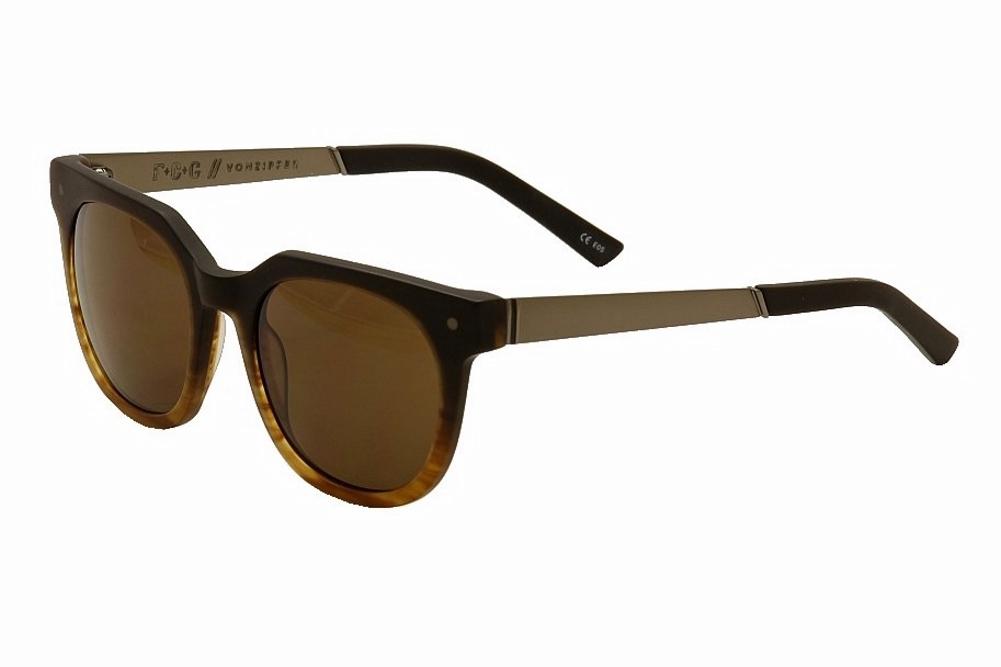 Image of Von Zipper Jeeves VonZipper Fashion Sunglasses - Brown