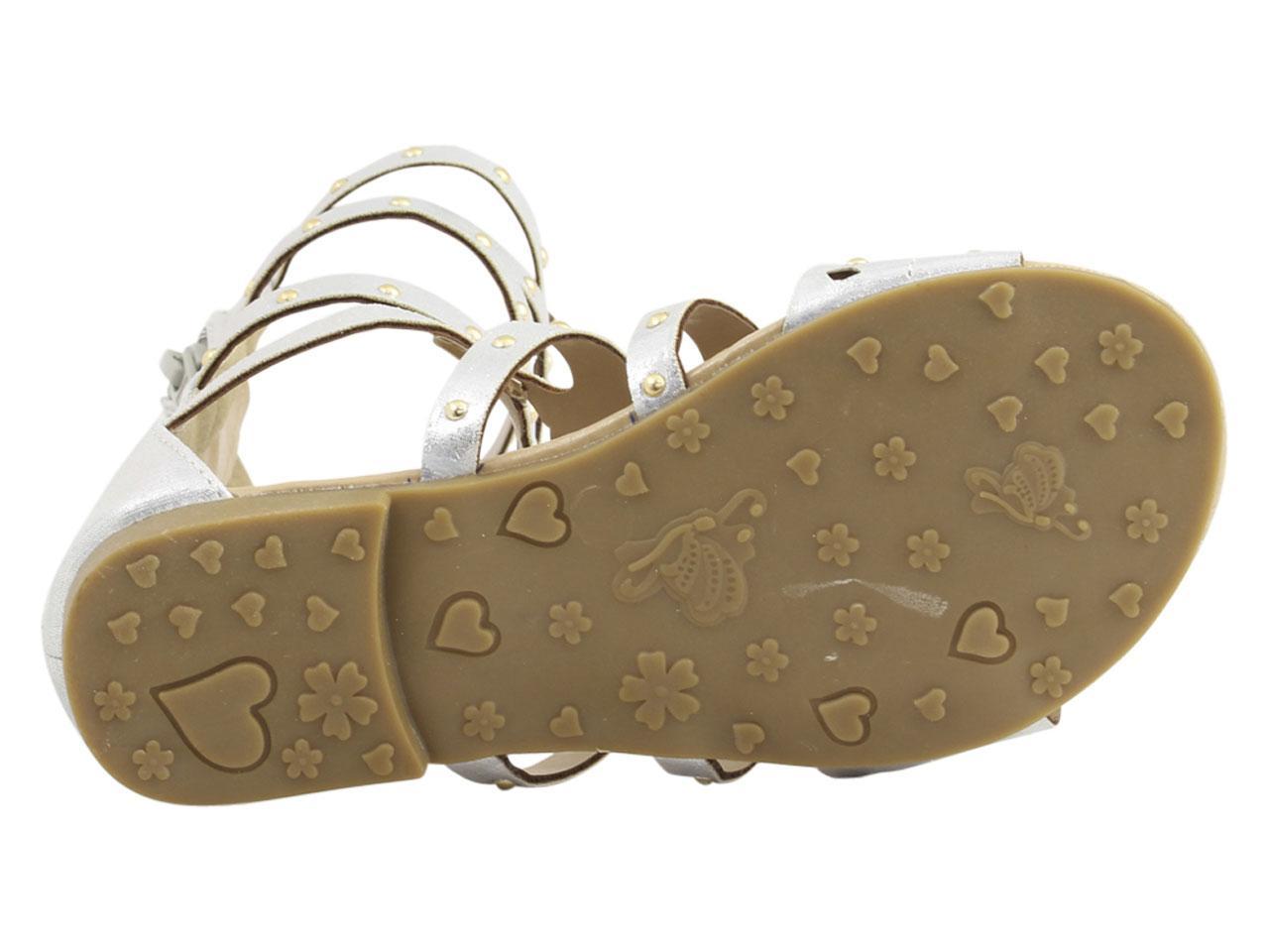 b2f267a34fec Nanette Lepore Little Big Girl s Studded Gladiator Sandals Shoes
