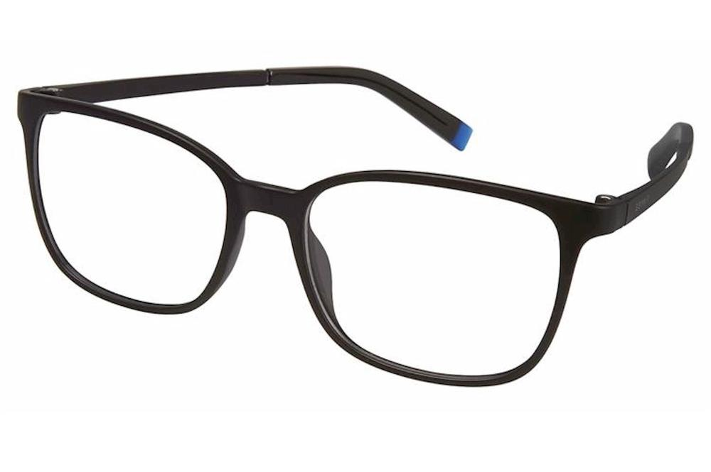 Image of Esprit Women's Eyeglasses ET17535 ET/17535 Full Rim Optical Frame - Black - Lens 49 Bridge 15 Temple 135mm