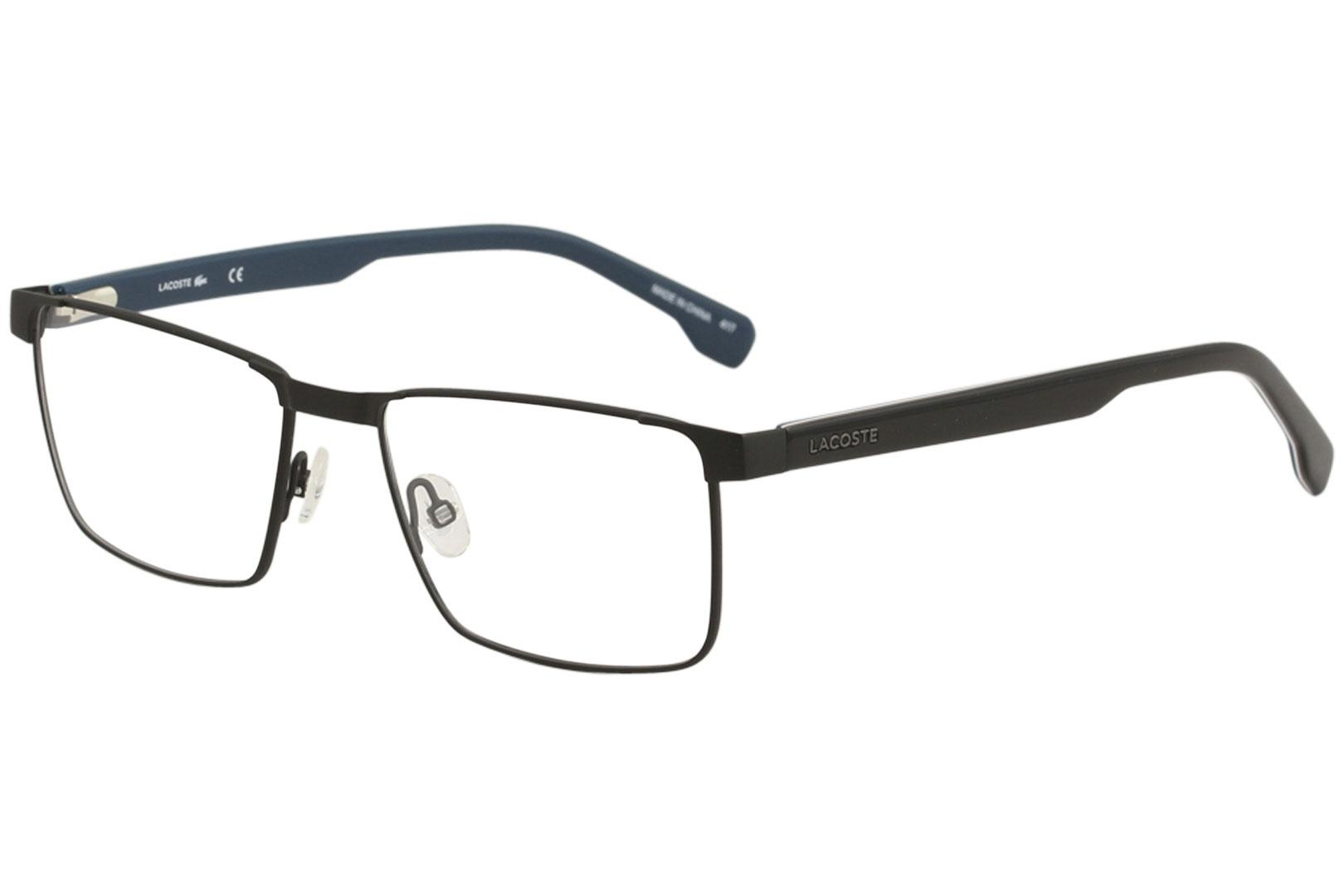 c7e97c6665e Lacoste Men s Eyeglasses L2243 L 2243 Full Rim Optical Frame