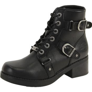 Harley Davidson Women's Bonsallo Military Boots Shoes