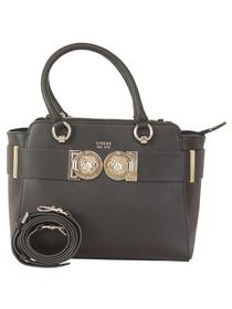 Guess Women's Carina Society Satchel Handbag