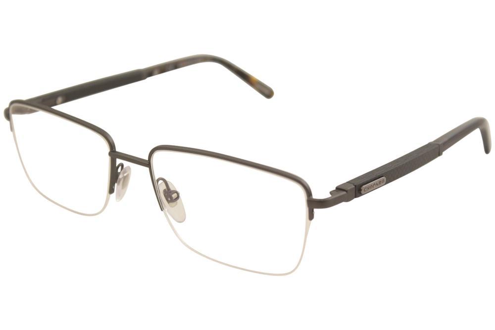 2bfd9558af Chopard Men s Eyeglasses VCHB75 VCH B75 Half Rim Optical Frame by Chopard