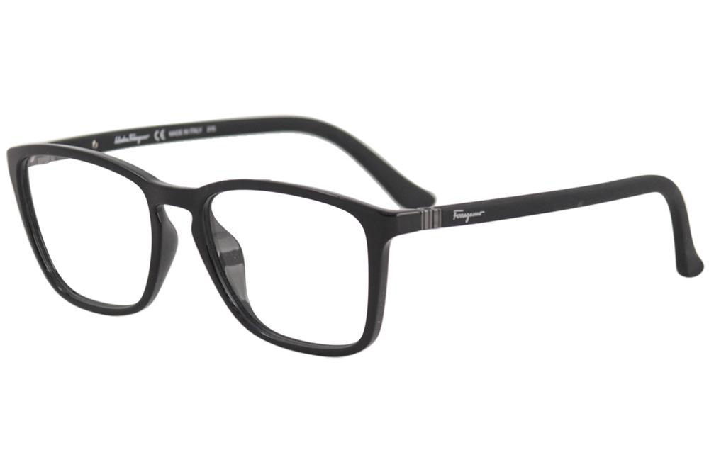eaac02f7fb5 Salvatore Ferragamo Men s Eyeglasses SF2723 SF 2723 Full Rim Optical Frame