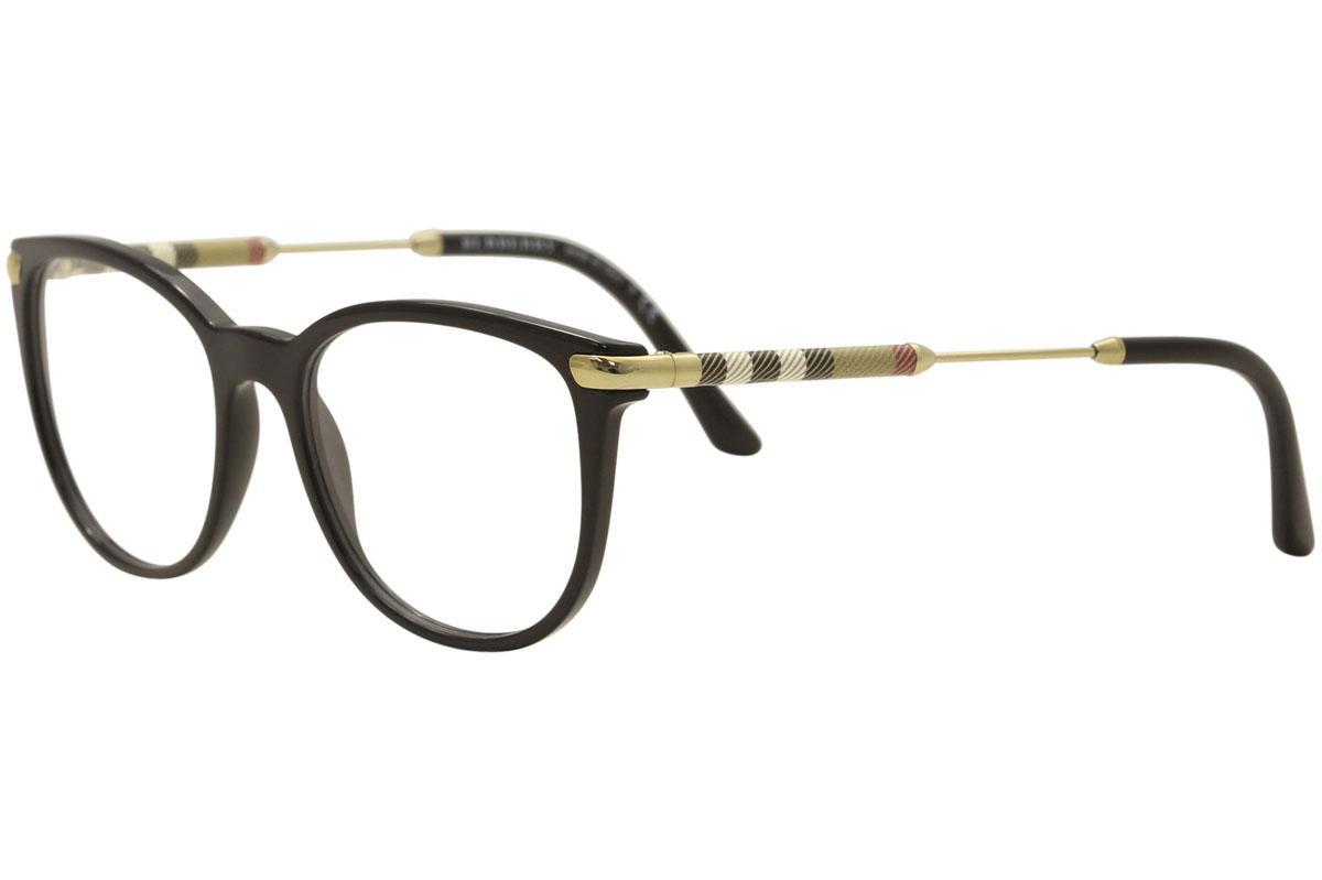 57e5103b77bb Burberry Women's Eyeglasses B2255Q B/2255/Q Full Rim Optical Frame