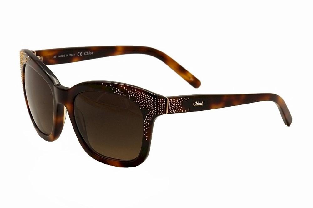 b411ffc4f22 Chloe Women s 626S 626 S Square Sunglasses
