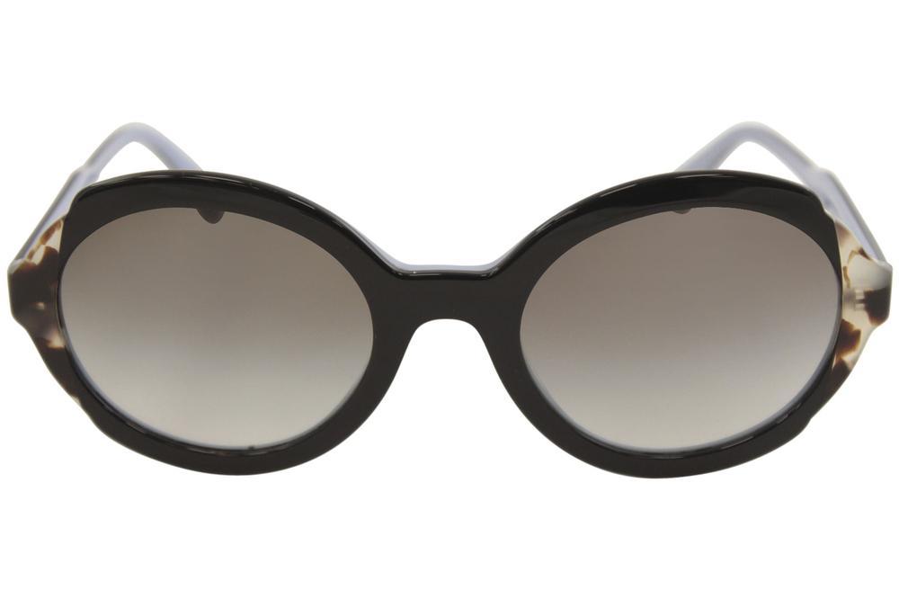 365d5b8fff1b6 Prada Women s SPR17U SPR 17U Fashion Oval Sunglasses by Prada