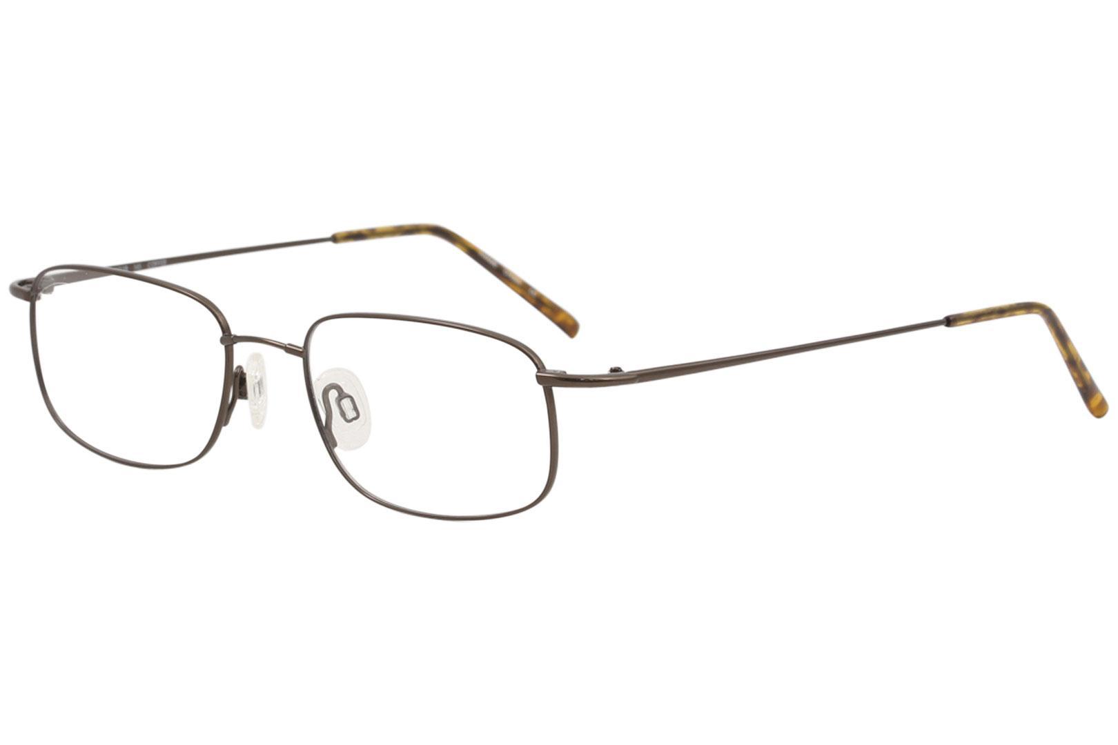cf257e6e2a Flexon Men s Eyeglasses 610 Full Rim Optical Frame by Flexon. Touch to zoom