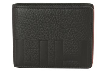 Hugo Boss Men's Victorian Buffalo-Embossed Genuine Leather Wallet