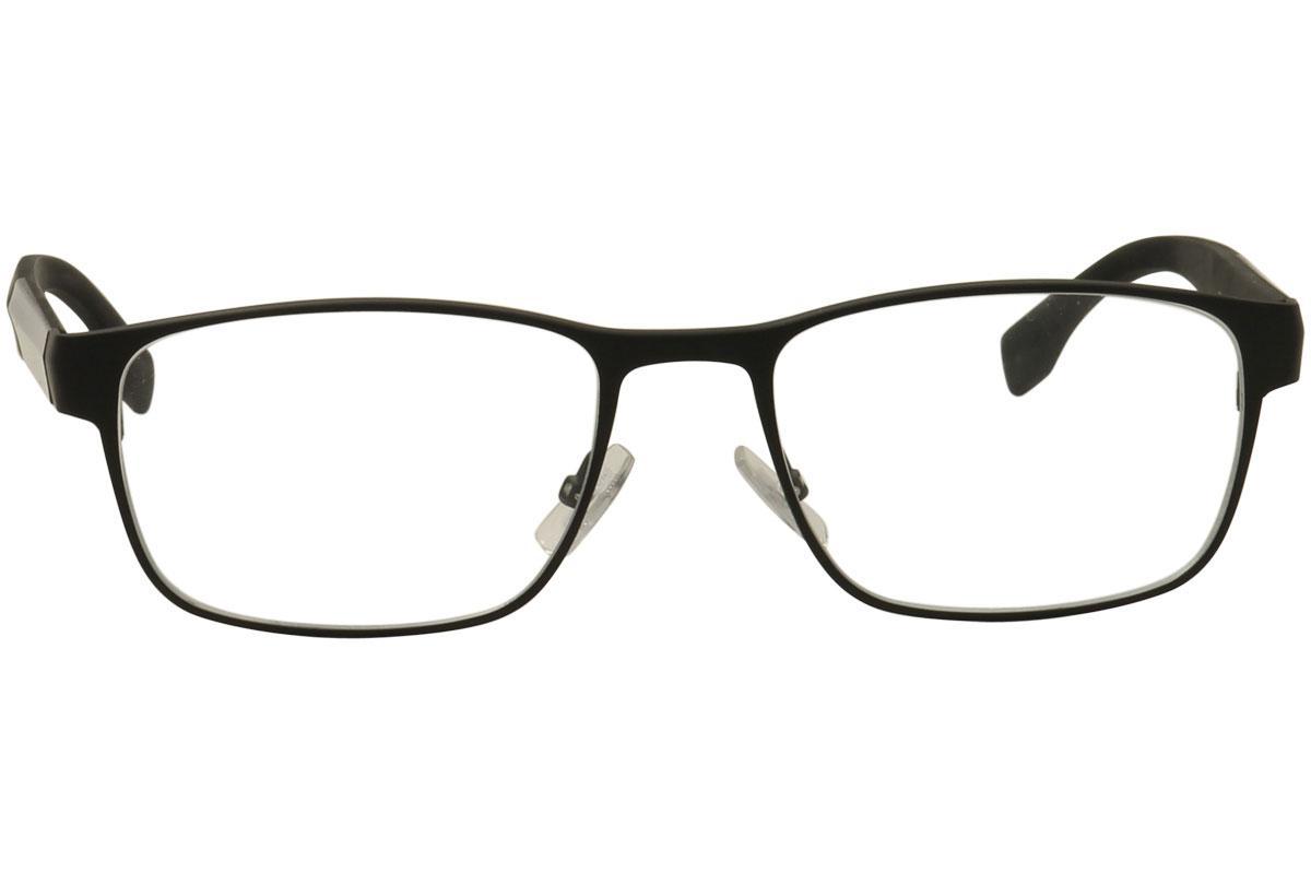 b24fd87aff2 Hugo Boss Men s Eyeglasses 0881 Full Rim Optical Frame by Hugo Boss. 12345