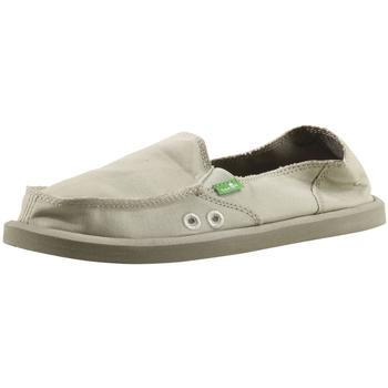 Sanuk Women's Donna Daily Sidewalk Surfer Loafers Shoes