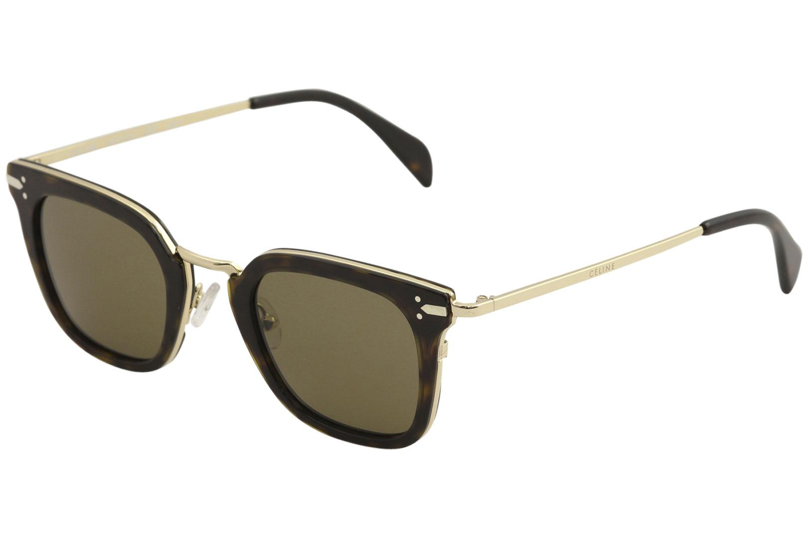 c60dfe79c3f Celine Women s CL 41402S 41402 S Fashion Square Sunglasses